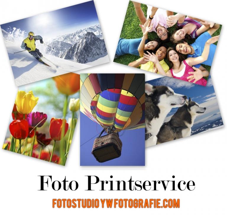 fotos afdrukken, printservice