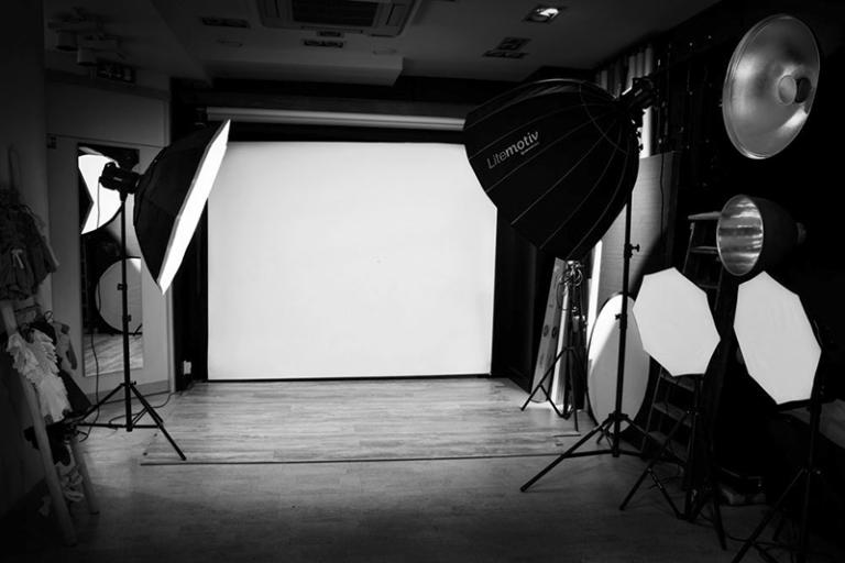 studio fotoshoot