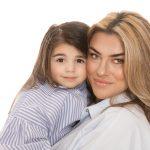 Portret fotoshoot 'mijn mama en ik'